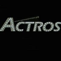 Светодиодная табличка Actros