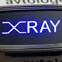 Проектор заднего бампера Lada Xray