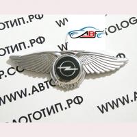 Логотип Opel с крыльями