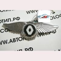 Логотип Renault с крыльями