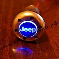 Рукоятка коробки передач Jeep с подсветкой