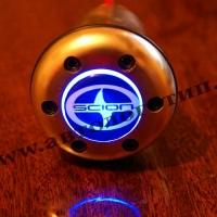Рукоятка коробки передач с подсветкой Scion,Ручка переключения передач с подсветкой Scion,Подсветка ручки коробки передач Scion,подсветки положения коробки передач Scion,рукоятки Scion с подсветкой,Ручка КПП Scion