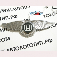 Логотип Honda с крыльями