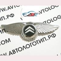 Логотип Citroen с крыльями