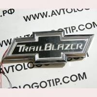 5D светящийся логотип Chevrolet TrilBlazer