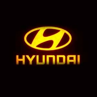Проектор заднего бампера HYUNDAI