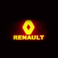 RENAULT,Тень логотипа RENAULT,Подсветка днища с логотипом RENAULT,Проекция логотипа авто под бампер RENAULT,Проектор логотипа RENAULT,Подсветка машины с логотипом RENAULT