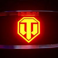 Проектор заднего бампера World of Tanks