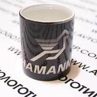 Кружка с логотипом Hamann