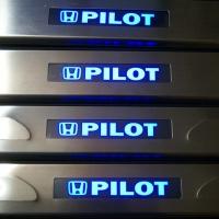Пороги с подсветкой HONDA Pilot