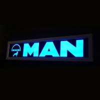 Табличка MAN