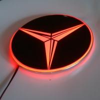 Светящийся логотип Мерседес Спринтер