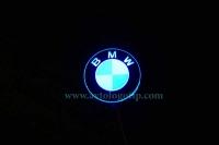 Светящийся задний логотип на мотоцикл BMW 70 мм