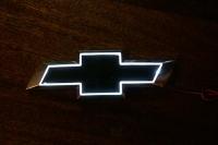 Светящийся логотип Chevrolet,светящаяся эмблема Chevrolet,светящийся логотип на авто Chevrolet,светящийся логотип на автомобиль Chevrolet,подсветка логотипа Chevrolet,2D,3D,4D,5D,6D