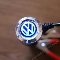 Адаптер для телефона с логотипом Volkswagen