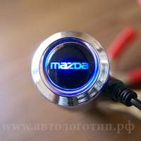 Адаптер для телефона с логотипом Mazda