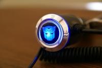 зарядка для телефона с логотипом autobots зарядка для телефона с логотипом автомобиля