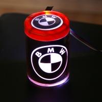 Пепельница с подсветкой 2D логотип BMW