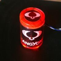Пепельница с подсветкой 2D логотип SsangYong