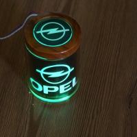 Пепельница с подсветкой 2D логотип Opel