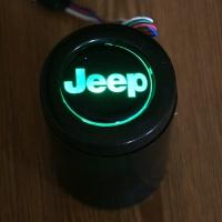 Пепельница с подсветкой Jeep