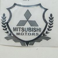 Наклейки Mitsubishi