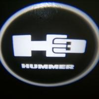 Подсветка дверей HUMMER H3