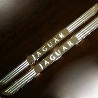 Пороги с подсветкой Jaguar XKR