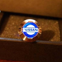Прикуриватель NISSAN с подсветкой