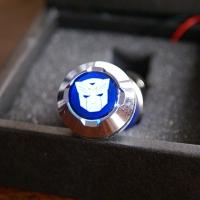Прикуриватель Autobots с подсветкой