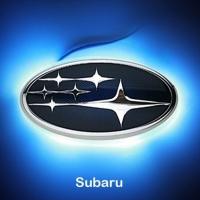 Подсветка логотипа SUBARU LEGACY