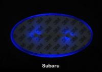 Светящийся логотип SUBARU LEGACY,светящаяся эмблема SUBARU LEGACY,светящийся логотип на авто SUBARU LEGACY,светящийся логотип на автомобиль SUBARU LEGACY,подсветка логотипа SUBARU LEGACY,2D,3D,4D,5D,6D