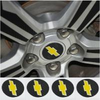 Карбоновые наклейки на колёса