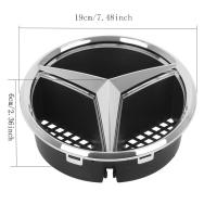 Светящийся передний логотип MERCEDES