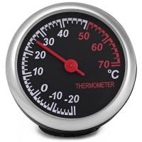 Автомехаников Термометр Цифровой Указатель для 12 В Авто Время Хороший Подарок для Друга Диагностический Инструмент Датчик Температуры