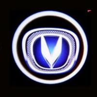 Подсветка дверей с логотипом ChanGan 7W mini