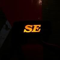 Светодиодный поворотник с эмблемой ВАЗ Приора