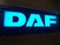 Табличка DAF