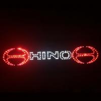 Светодиодный логотип для грузовика Хино (Hino)