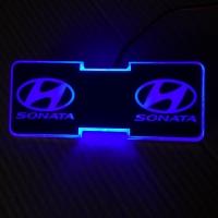 Подсветка центральной консоли Хендай Соната (Hyundai Sonata YF)