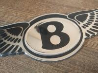 Логотип в стиле Bentley (Бенкли)