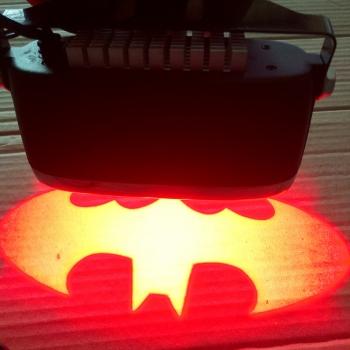 Проектор заднего бампера Betmen