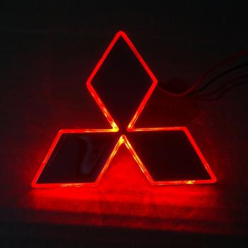Светящийся логотипа MITSUBISHI ASX