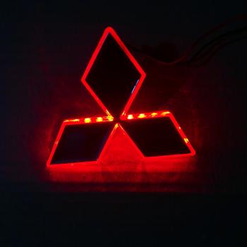 Светящийся логотип на MITSUBISHI GALANT