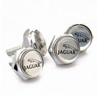 Декоративный болт для номерного знака с логотипом Jaguar