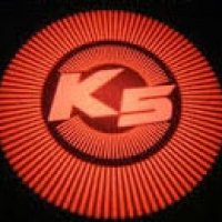 Внешняя подсветка дверей с логотипом Kia K5 Optima 5W