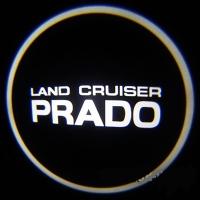 Подсветка дверей штатная TOYOTA Land Cruiser Prado