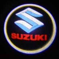 Беспроводная подсветка дверей с логотипом Suzuki