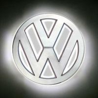 Подсветка логотипа Volkswаgen BORA