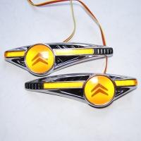 Светодиодный поворотник с логотипом CITROEN